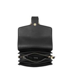 borsa tracolla pu studs buckle nera borchie mini versace jeans couture 02