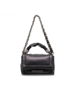 small flap bag irene black ermanno scervino 01