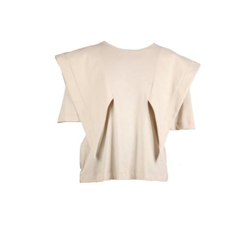 t shirt con volant tofu jijil 01