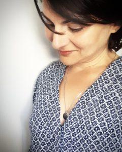 Photo Véro site monblabladefille.com moi portrait