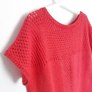 Pull carla #monblabladefille, diy, fait main, fiche explicative, hand made, hand made wardrobe, knitters, knitting, coton, drops, mode, monblabladefille.com, point fantaisie, passion tricot, patron, pull, tendance, tricot, tricot addict, tuto, tutoriel, mespatronsdefille