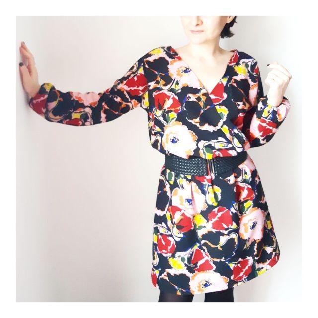 Notice de montage couture monblabladefille.com mespatronsdefille tuto fiche technique explicative manche pour robe Esmée