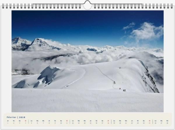 Mera Peak, Népal - 45x30 2