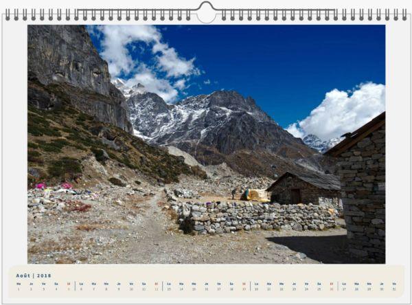 Mera Peak, Népal - 45x30 8