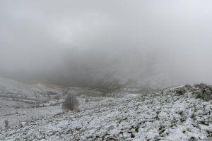 Col de Port depuis le Roc Blanc