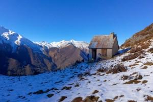 Cabane du col des Cassaings