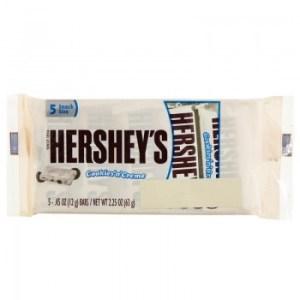 hershey's cookie and cream 63g