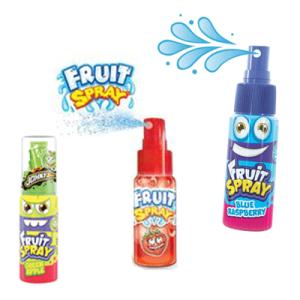 Fruit spray