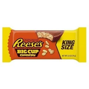 Reese's big cup crunchy - 79g
