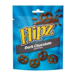 Flipz dark chocolate 90g