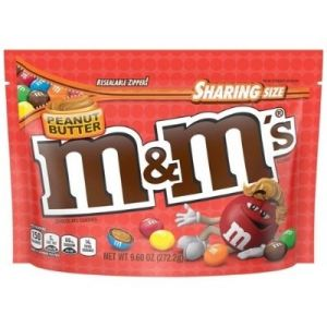 M&m's peanut butter - 272g