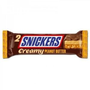 Snickers creamy peanut butter - 36g