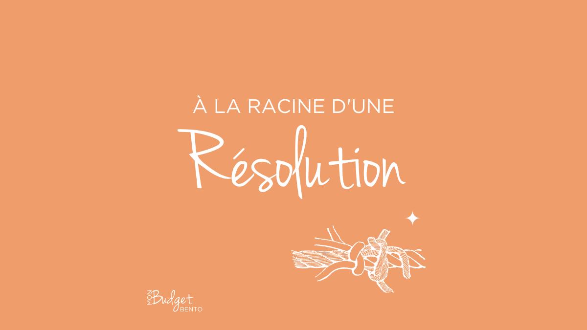 résolution nouvel an