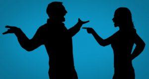 Très souvent, histoire de confiance mutuelle,  la scène de ménage est décalée par rapport au sujet. Un homme va par exemple faire une scène à sa femme car elle a eu une attitude envers un autre qui ne lui a pas plu. En fait, le vrai problème, ce peut être qu'il est frustré sexuellement en ce moment car ça ne va pas bien entre eux