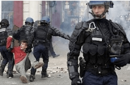 EUROGENDFOR, la police européenne arrive. Preuve d'une dictature de l'UE ?