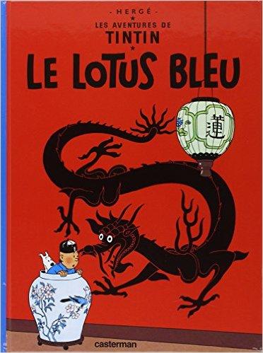 Sexe, mort et lotus bleu : Un classique d'Hergé Tintin et le Lotus bleu