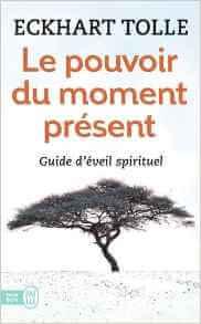 Eckhart Tolle : Le pouvoir du moment présent - Guide d'éveil spirituel Poche – 1 septembre 2010