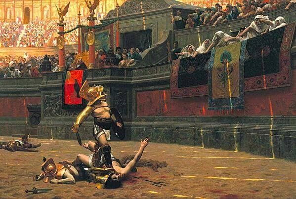 Image result for panem et circenses rome