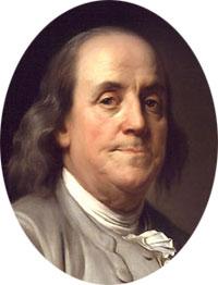 Réincarnation : Benjamin Franklin y croyait fermement !