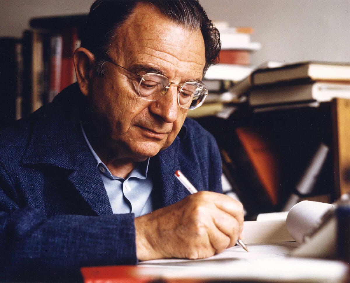 Le paradoxe de la liberté : le grand philosophe et psychologue humaniste allemand Erich Fromm (23 mars 1900-18 mars 1980)