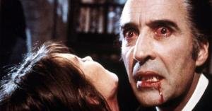 Expérience du vampire : Dracula quoi qu'il fasse et où qu'il ail ...