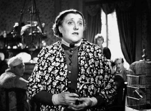 Odette Talazac : Mme Point, gérante de la pension