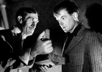 La Main du diable Maurice Tourneur (1942), inspiré de la nouvelle de Gérard de Nerval, La Main enchantée. Avec • Pierre Fresnay, Josseline Gaël, Noël Roquevert, Guillaume de Sax, Pierre Larquey