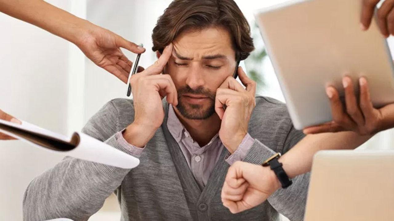 Gérer le stress au bureau