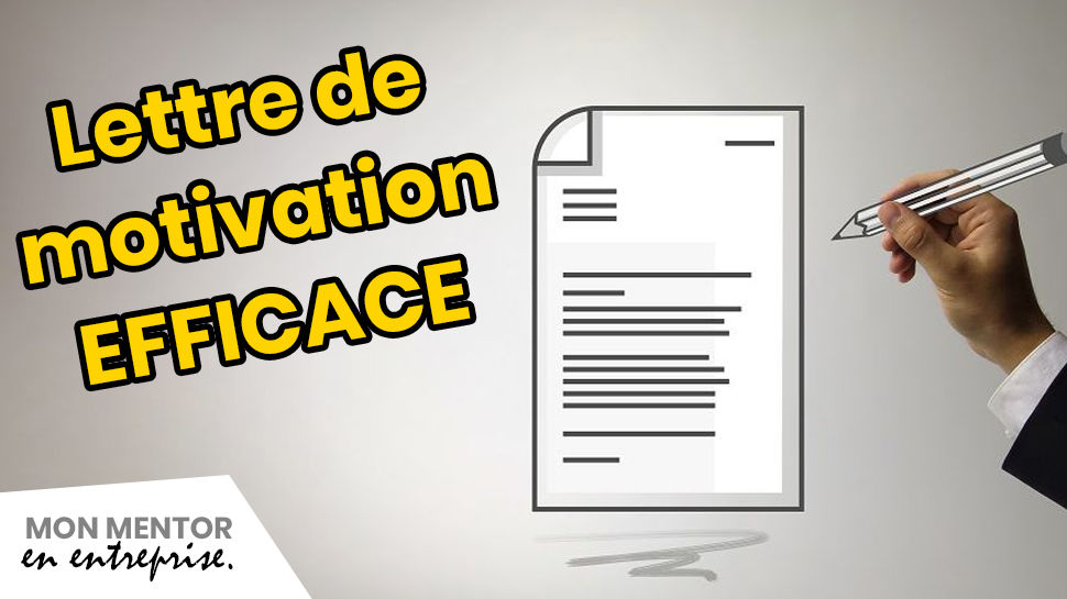 Lettre de motivation efficace