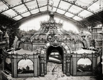 exposition universelle, Paris 1900,