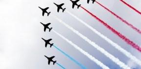 drapeau ciel