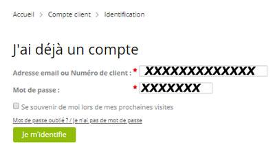 suivi de commandes sur www becquet fr