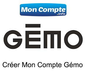 www gemo fr creer mon compte et espace