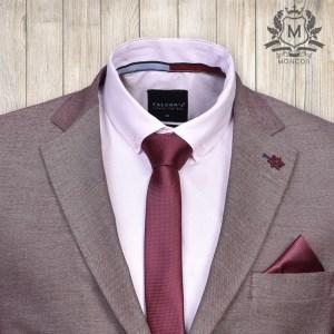 Falcon's borvörös nyakkendő