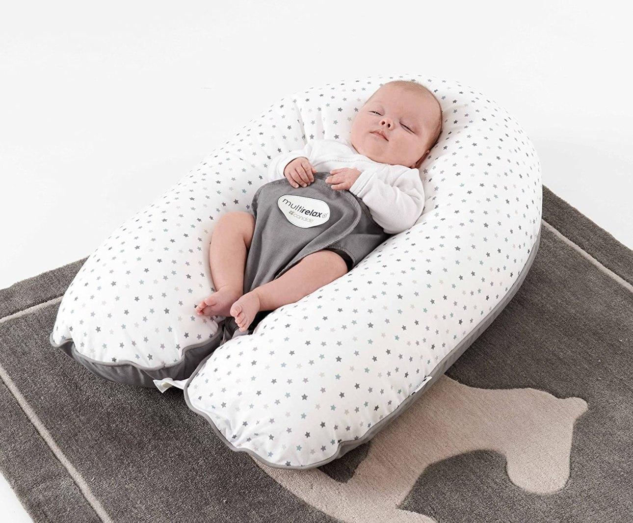 coussin d'allaitement candide confort