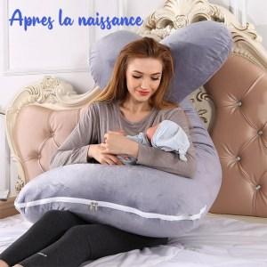 coussin d'allaitement césarienne