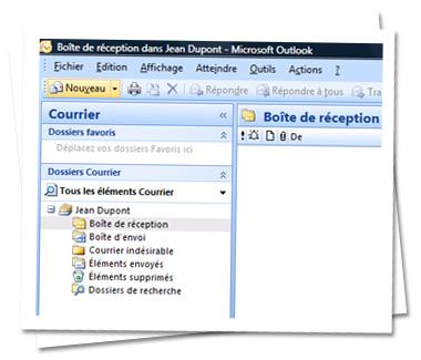 Envoyer Son Cv Avec Outlook Moncv Com