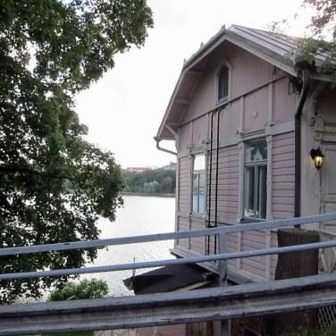 Zone pavillonnaire de Linnunlaulu