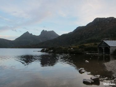 Dove Lake - Cradle Mountain