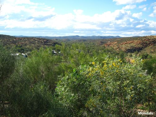 Anzac Hill - Alice Springs