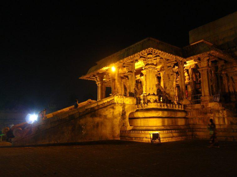 Temple de Brihadishwara de Thanjavur