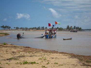 Pêcheurs de Grand-Lahou
