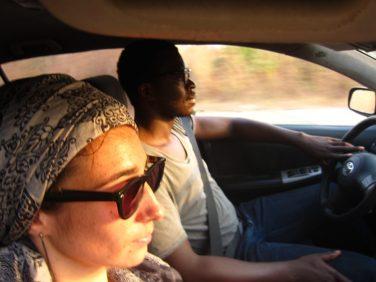 En route pour Tamale