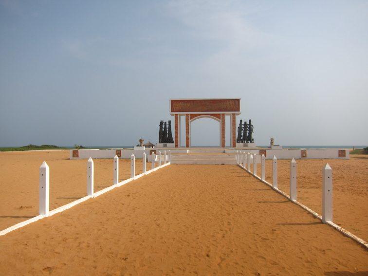Porte de non-retour à Ouidah