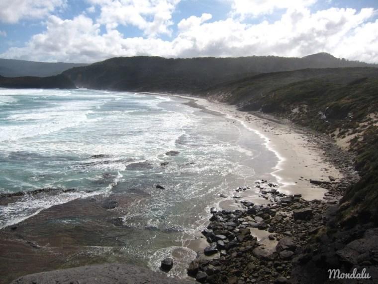 Randonnée à South Cape Bay en Tasmanie et ses paysages splendides