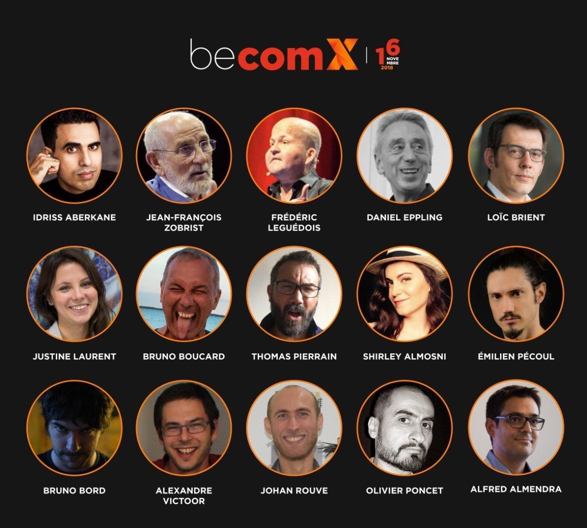 becomx