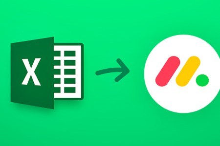 New feature  Import any spreadsheet from Excel   monday blog Great news  you can now import any spreadsheet from Excel into monday com   Just drag and drop your file  and we ll magically create a board with your  data