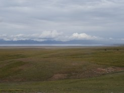 The first views of Song-Kul