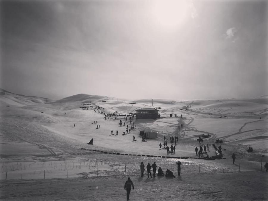 Chyirchyk Pass Ski Base