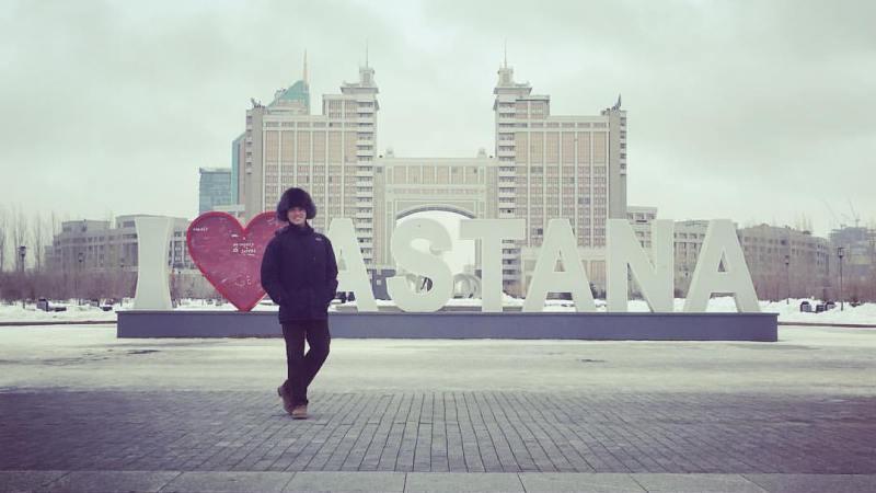 I heart Astana